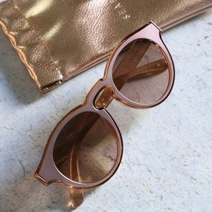 Seafolly Bronte Sunglasses in Blush